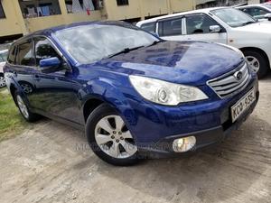 Subaru Outback 2011 2.5i Premium Blue | Cars for sale in Mombasa, Mvita