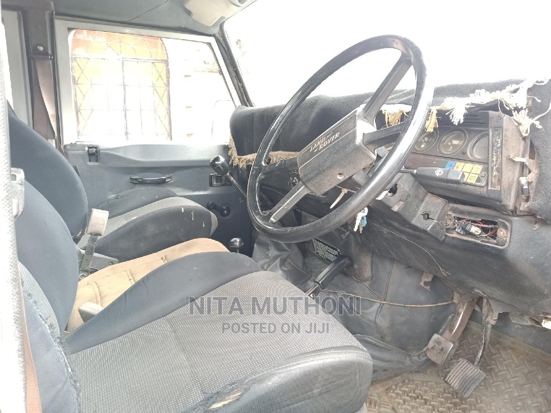 Land Rover Defender 1993 White | Cars for sale in Karen, Nairobi, Kenya