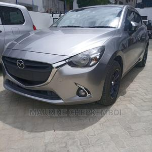 Mazda Demio 2015 Gray   Cars for sale in Mombasa, Mombasa CBD