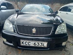 Toyota Crown 2008 Black   Cars for sale in Nairobi, Nairobi Central