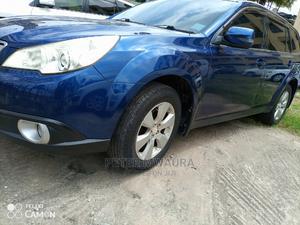 Subaru Outback 2011 Blue | Cars for sale in Mombasa, Ganjoni