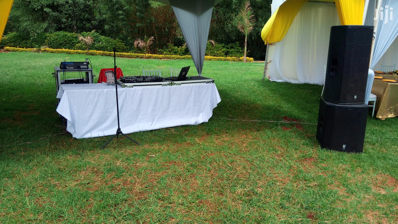 Quality Sound PA System For Hire | DJ & Entertainment Services for sale in Nairobi Central, Nairobi, Kenya