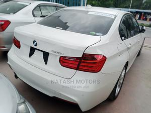 BMW 320i 2014 White   Cars for sale in Mombasa, Mombasa CBD