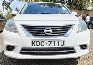 Nissan Latio 2014 1.2 White | Cars for sale in Nairobi, Langata