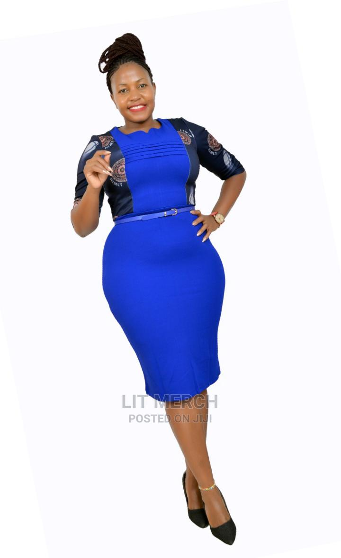 Ladies Semi Casual Official Dresses | Clothing for sale in Nairobi Central, Nairobi, Kenya