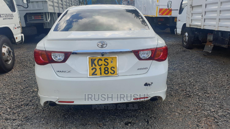 Toyota Mark X 2011 White | Cars for sale in Nairobi Central, Nairobi, Kenya