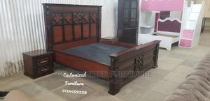 Mahogany Modern Beds | Furniture for sale in Nairobi, Embakasi