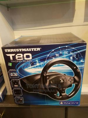 Thrustmaster T80 Racing Wheel | Accessories & Supplies for Electronics for sale in Nairobi, Nairobi Central