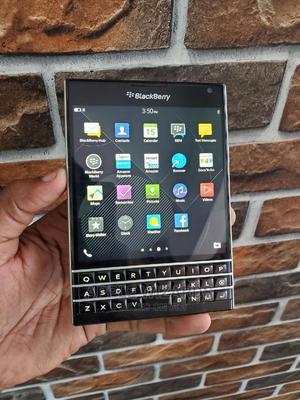 BlackBerry Passport 32 GB Black | Mobile Phones for sale in Nairobi, Nairobi Central