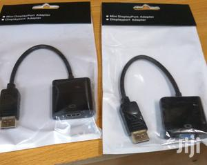 Displayport To Hdmi &Displayport To Vga | Computer Accessories  for sale in Nairobi, Nairobi Central