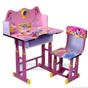 Pink Study Chairs for Kids.   Children's Furniture for sale in Nairobi, Nairobi Central