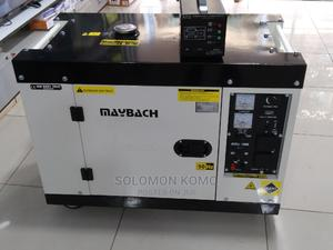 Maybach 10kva Plus Automatic Switch Silent Diesel Generator   Electrical Equipment for sale in Nairobi, Nairobi Central