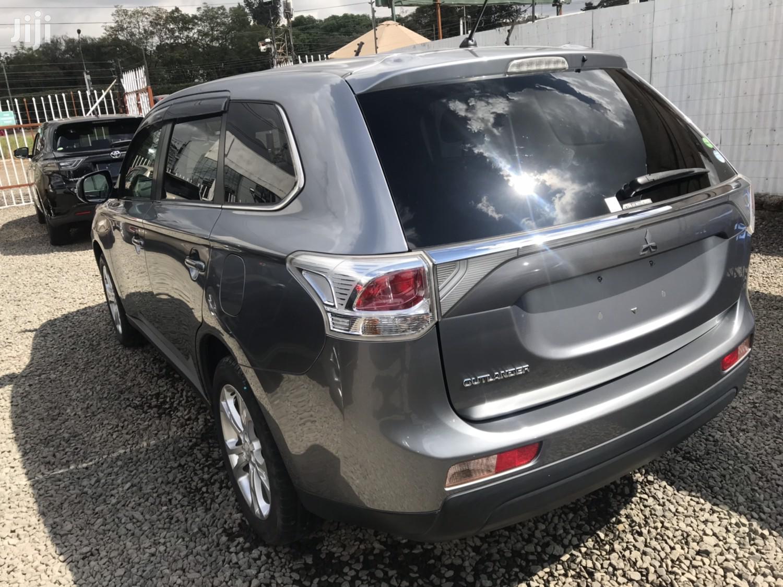 New Mitsubishi Outlander 2013 Silver | Cars for sale in Makina, Nairobi, Kenya
