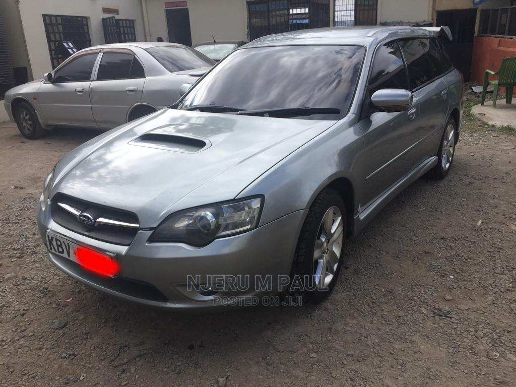 Subaru Legacy 2006 Gray | Cars for sale in Ruiru, Kiambu, Kenya