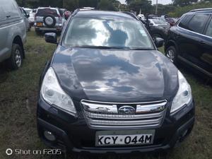 Subaru Outback 2013 2.5i Black | Cars for sale in Nairobi, Nairobi Central