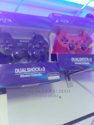 Blue Red Controllers for Playstation3 | Video Game Consoles for sale in Nairobi, Nairobi Central