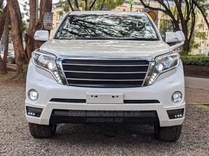Toyota Land Cruiser Prado 2015 White | Cars for sale in Nairobi, Lavington
