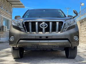 Toyota Land Cruiser Prado 2014 Brown   Cars for sale in Mombasa, Mombasa CBD