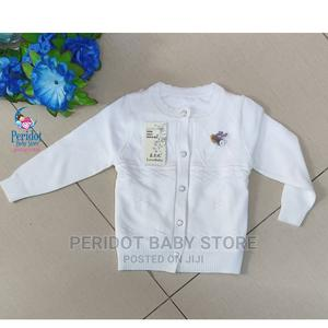 High Quality Double Lay Warm Kids Knit + Fleece Sweater | Children's Clothing for sale in Kajiado, Ongata Rongai