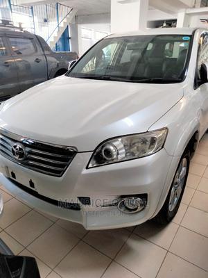 Toyota Vanguard 2013 White | Cars for sale in Mombasa, Makadara (Msa)