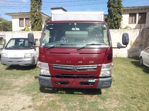 Mitsubishi Canter 2014 Red | Trucks & Trailers for sale in Mombasa, Ganjoni
