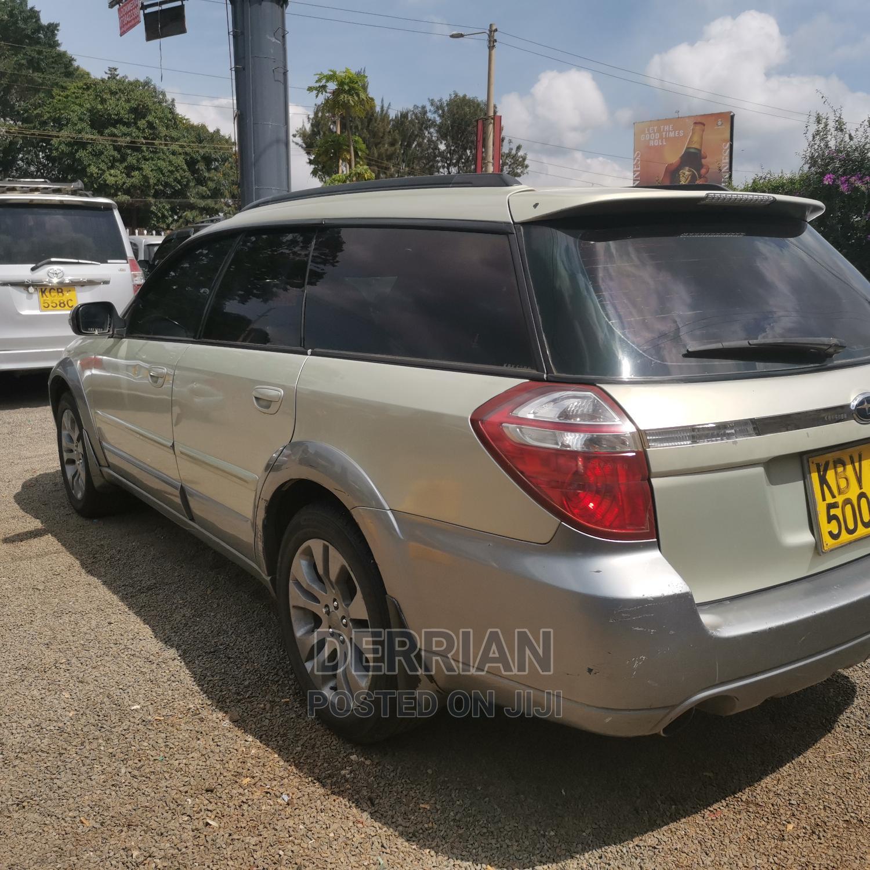 Subaru Outback 2007 Gold | Cars for sale in Nairobi Central, Nairobi, Kenya