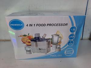 4 in 1 Food Processor | Kitchen Appliances for sale in Nairobi, Nairobi Central