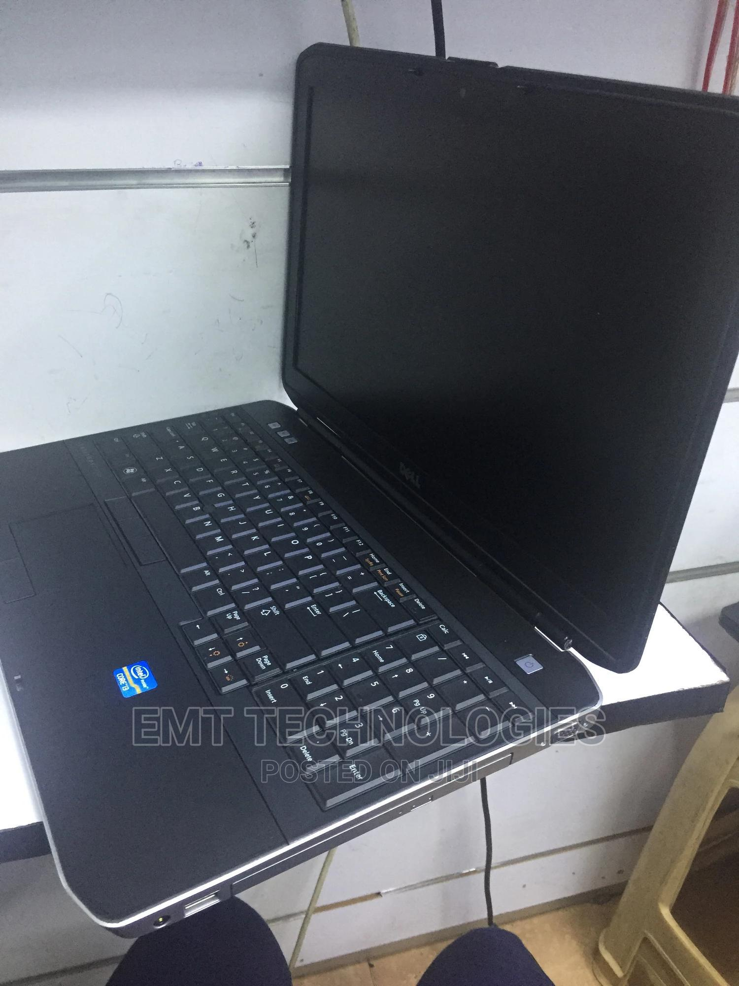 Laptop Dell Latitude E5530 4GB Intel Core I3 HDD 320GB   Laptops & Computers for sale in Nairobi Central, Nairobi, Kenya