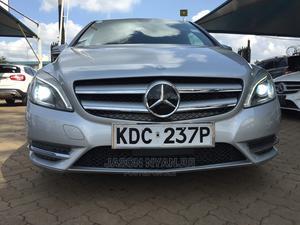 Mercedes-Benz B-Class 2014 Silver | Cars for sale in Nairobi, Nairobi Central