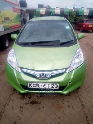 Honda Fit 2011 Automatic Green | Cars for sale in Nairobi, Ridgeways
