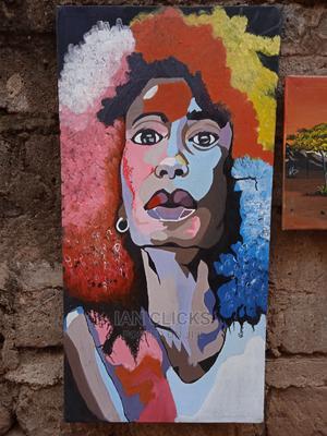 Melanin Girl Power Potrait   Arts & Crafts for sale in Nairobi, Nairobi Central