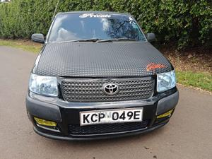 Toyota Succeed 2012 Black | Cars for sale in Nairobi, Ridgeways