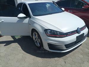 Volkswagen Golf 2013 White   Cars for sale in Mombasa, Mombasa CBD