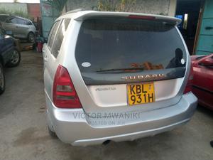 Subaru Forester 2003 Automatic Silver | Cars for sale in Mombasa, Mombasa CBD