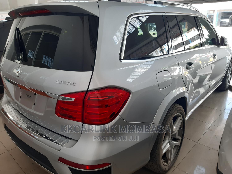 Mercedes-Benz GL Class 2014 Silver   Cars for sale in Mbaraki, Mombasa, Kenya