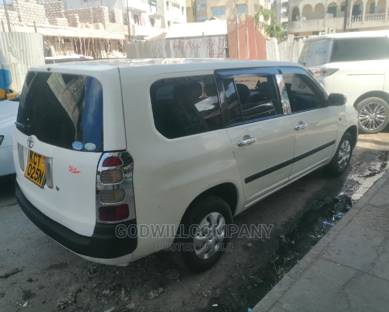 Toyota Succeed 2010 White   Cars for sale in Nyali, Mombasa, Kenya