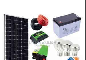 Solarmax Solar Smart Full Kit 300w.+200AH +600WATTS INVERTER | Solar Energy for sale in Nairobi, Nairobi Central
