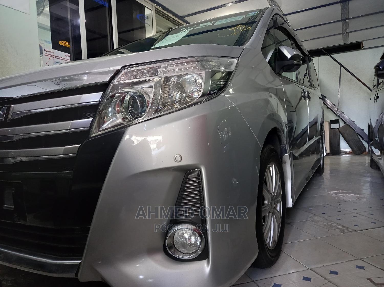 Toyota Noah 2014 Silver | Cars for sale in Shimanzi, Mombasa, Kenya