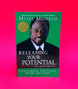 Releasing Your Potential Expanded Edition -   Myles Munroe | Books & Games for sale in Kajiado, Kitengela