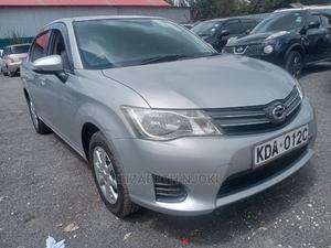 Toyota Axio 2014 1.5 X 2WD Silver | Cars for sale in Nairobi, Ridgeways