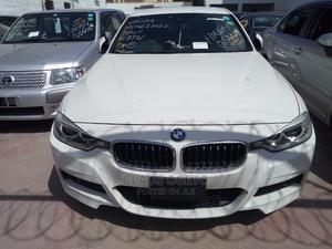 BMW 320i 2015 White   Cars for sale in Mombasa, Ganjoni