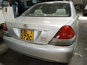 Toyota Mark II 2004 Silver   Cars for sale in Mombasa, Mombasa CBD