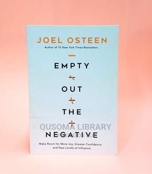 Empty Out the Negative by Joel Osteen | Books & Games for sale in Kajiado, Ngong