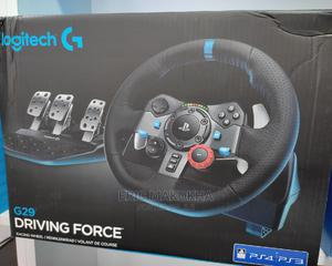 Logitech G29 Driving Force for Ps4 and Ps3 | Video Game Consoles for sale in Nairobi, Nairobi Central