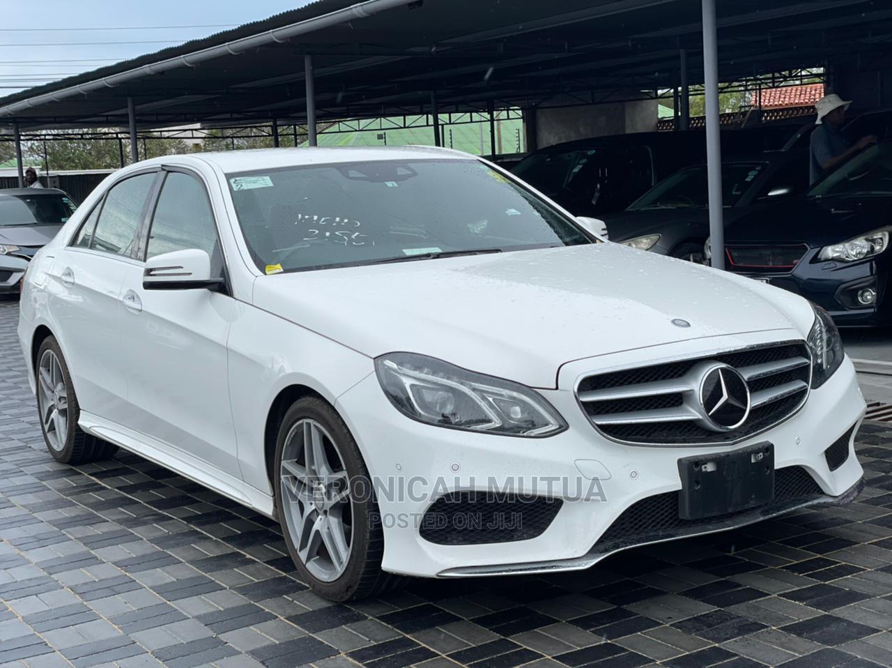 Mercedes-Benz E250 2014 White   Cars for sale in Tononoka, Mombasa, Kenya