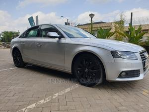 Audi A4 2011 2.0T Premium Quattro Silver | Cars for sale in Nairobi, Langata