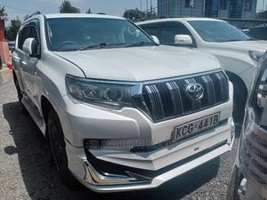 Toyota Land Cruiser Prado 2009 White | Cars for sale in Nairobi, Ridgeways