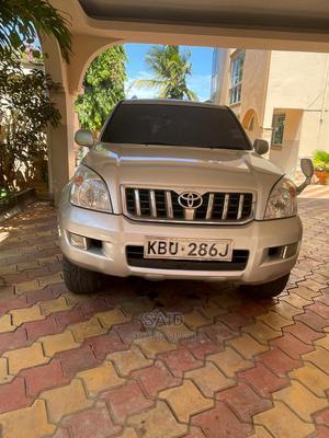 Toyota Land Cruiser Prado 2005 Silver | Cars for sale in Nairobi, Westlands