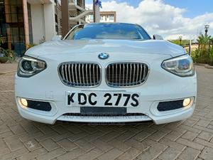 BMW 116i 2014 White | Cars for sale in Nairobi, Langata