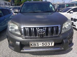 Toyota Land Cruiser Prado 2012 VX Gray | Cars for sale in Mombasa, Mombasa CBD